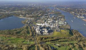 2e merwedehaven bedrijfsterrein Dordrecht